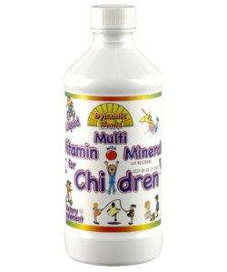 Multi Vitamin with Minerals for Children 237ml