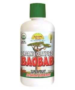 Dynamic Health Organic Baobab Blend 946 ML